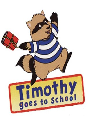 cover image of Timothy Goes to School